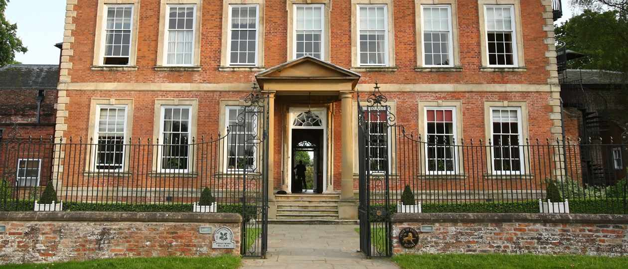 Volunteer Painter To Maintain And Paint Historic Middlethorpe Hall York